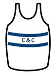 cambridge coleridge athletics club t-shirt