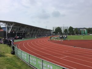 LOUGHBOROUGH INTERNATIONAL – 18th MAY 2019
