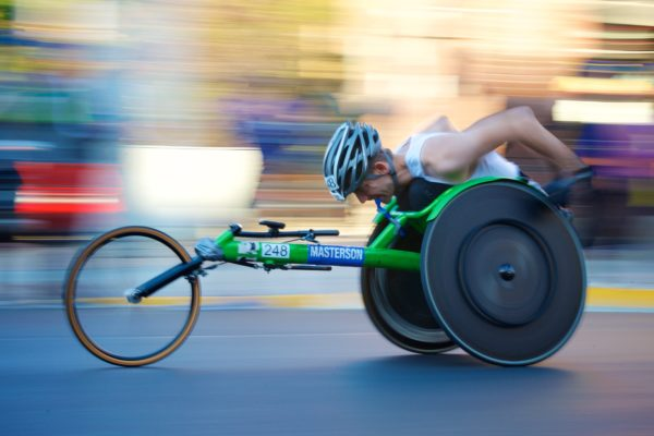 Run for All – GEAR 10k Wheelchair race