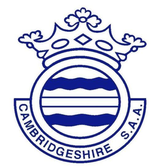 Cambridgeshire Schools Championships – Peterborough 8th June 2019