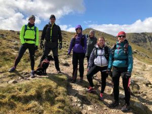 C&C Fell Runners trip to the Lake District, May 4&5 2019