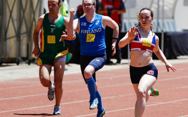 Charlotte Cox to represent GB