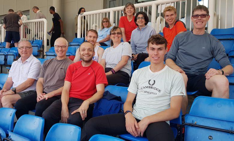 Southern Athletics League – Ashford 13th July 2019