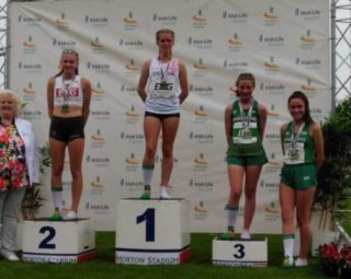 Shannon wins gold medal in Youth Nations Cup
