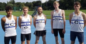 Southern Athletics League – Dartford 17th August 2019