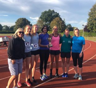 C&C Athletes in County action