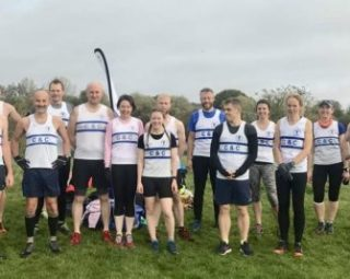 Frostbite Friendly League – Nene Park – 3rd November 2019