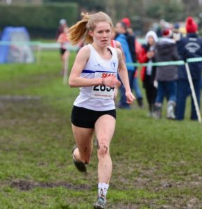 Shannon selected to compete at the World Schools Cross Country