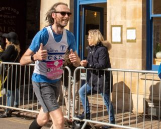 Cambridge Half Marathon – 8th March 2020