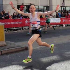 Not the London Marathon