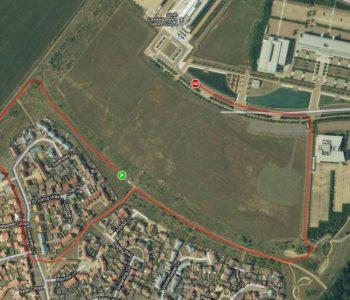 Fun Run Route