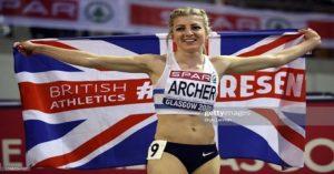 Holly Archer's Olympic dream…