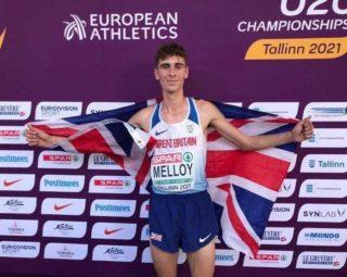 Bronze Medal for Alex at European U20 Championships